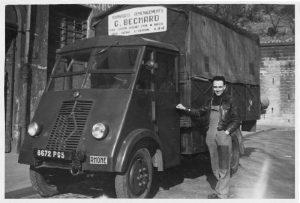 Transports Béchard entreprise de déménagement à Lyon