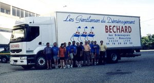 Déménageurs professionnels à Lyon 04