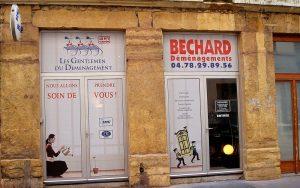 Bechard déménagement à Lyon 04