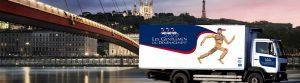 Les Gentlemen du déménagement à Lyon avec Béchard transports